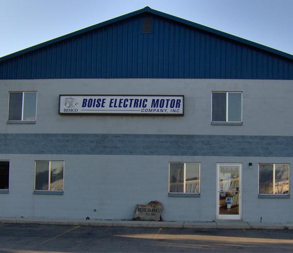 Repair sales service boise electric motor company for Electric motor repair company